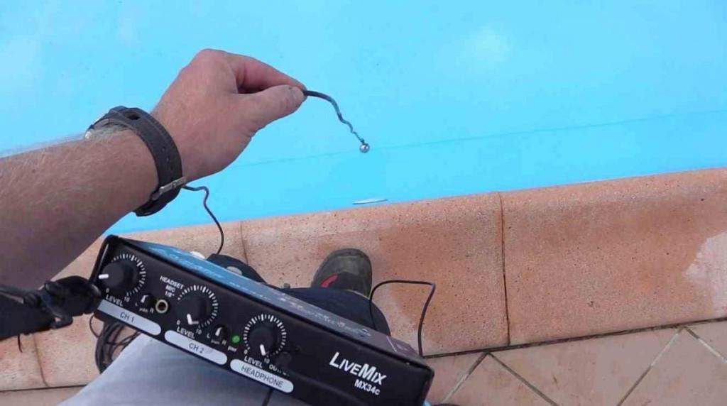detecter une fuite d eau sous terre Luxe